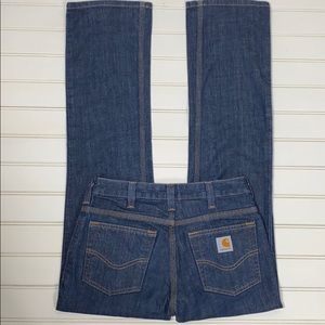 Carhartt Traditional Fit Jeans Size 0 x 30